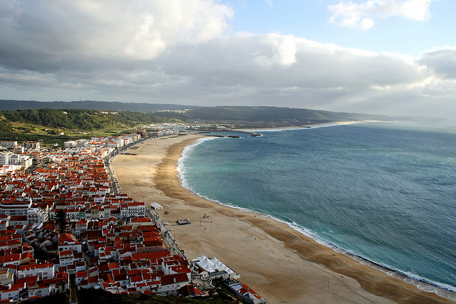Nazaré is inviting