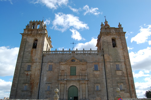 Old Miranda do Douro Cathedral