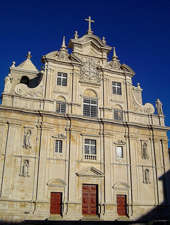 Coimbra's New Cathedral